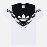 Мужская футболка adidas Originals x White Mountaineering Football White фото- 0