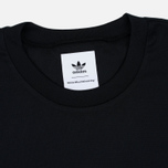 Мужская футболка adidas Originals x White Mountaineering Football White фото- 1