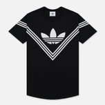 Мужская футболка adidas Originals x White Mountaineering Logo Black фото- 0