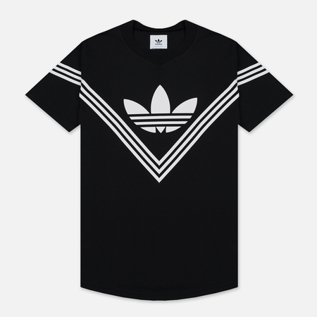 Мужская футболка adidas Originals x White Mountaineering Logo Black