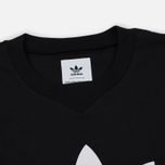 Мужская футболка adidas Originals x White Mountaineering Logo Black фото- 1