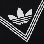 Мужская футболка adidas Originals x White Mountaineering Logo Black фото- 2
