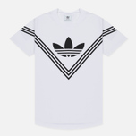 Мужская футболка adidas Originals x White Mountaineering Logo White фото- 0