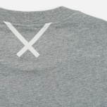 Мужская футболка adidas Originals x XBYO SS Medium Grey Heather фото- 3