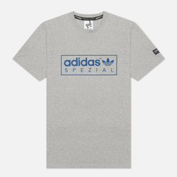 Мужская футболка adidas Spezial Mcloughlin Medium Grey Heather