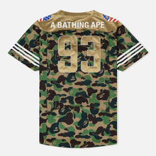Мужская футболка adidas x Bape Superbowl Jersey Multicolor фото- 1