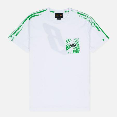 adidas Consortium x Pharrell Williams BBC Palm Tree Tee T-shirt White/Green