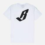 Мужская футболка adidas Consortium x Pharrell Williams BBC Palm Tree Tee White/Green фото- 3