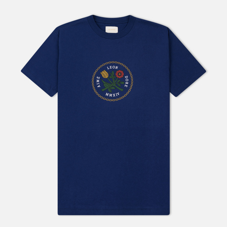 Мужская футболка Aime Leon Dore Graphic Blue