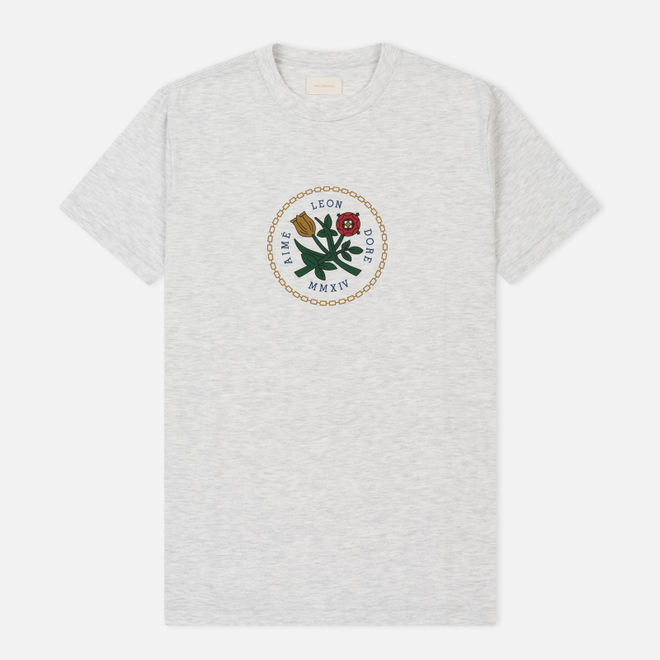 Мужская футболка Aime Leon Dore Graphic Grey Mix