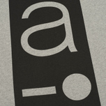 Мужская футболка Albam Code Logo Grey фото- 2