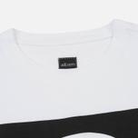 Мужская футболка Albam Code Logo White фото- 1