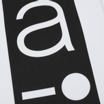Мужская футболка Albam Code Logo White фото- 2