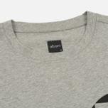 Мужская футболка Albam Factory Logo Grey фото- 1