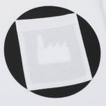 Мужская футболка Albam Factory Logo White фото- 2