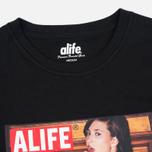 Мужская футболка Alife Antique Shells Black фото- 1