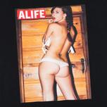 Мужская футболка Alife Antique Shells Black фото- 2