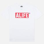 Мужская футболка Alife Big Stuck Up White фото- 0