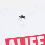 Мужская футболка Alife Big Stuck Up White фото- 1