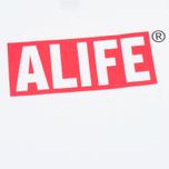 Мужская футболка Alife Big Stuck Up White фото- 2