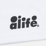 Мужская футболка Alife Big Stuck Up White фото- 3