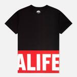 Мужская футболка Alife Boxed Out Black фото- 0