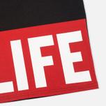 Мужская футболка Alife Boxed Out Black фото- 3