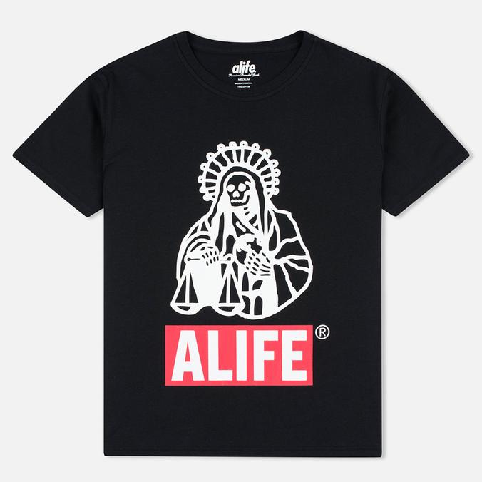 Мужская футболка Alife Brenden 2 SS Black