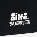 Мужская футболка Alife Brenden Black фото- 3