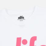Мужская футболка Alife Brenden White фото- 1