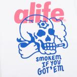 Мужская футболка Alife Brenden White фото- 2