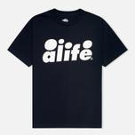Мужская футболка Alife Bubble Eclipse Blue фото- 0