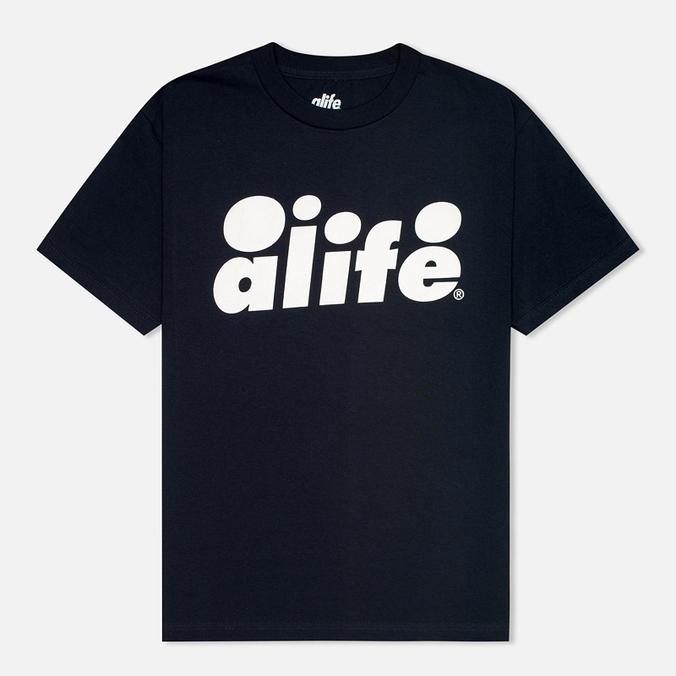 Мужская футболка Alife Bubble Eclipse Blue
