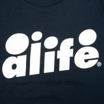 Мужская футболка Alife Bubble Eclipse Blue фото- 2