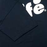 Мужская футболка Alife Bubble Eclipse Blue фото- 3