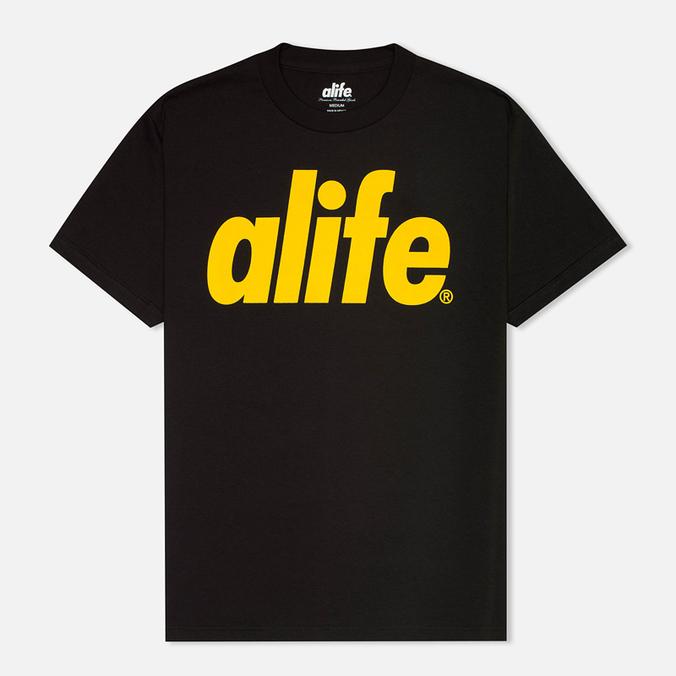 Мужская футболка Alife Core Life Black