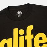 Мужская футболка Alife Core Life Black фото- 1
