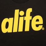 Мужская футболка Alife Core Life Black фото- 2