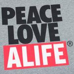Мужская футболка Alife Crab Shack Heather Grey фото- 2