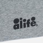 Мужская футболка Alife Crab Shack Heather Grey фото- 3