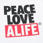 Мужская футболка Alife Crab Shack White фото- 2
