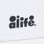 Мужская футболка Alife Crab Shack White фото- 3