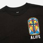 Мужская футболка Alife Cross Paths Black фото- 2