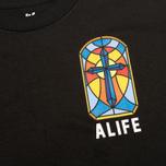 Мужская футболка Alife Cross Paths Black фото- 3