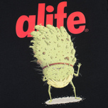 Alife Darden 2 SS Men's T-shirt Black photo- 2