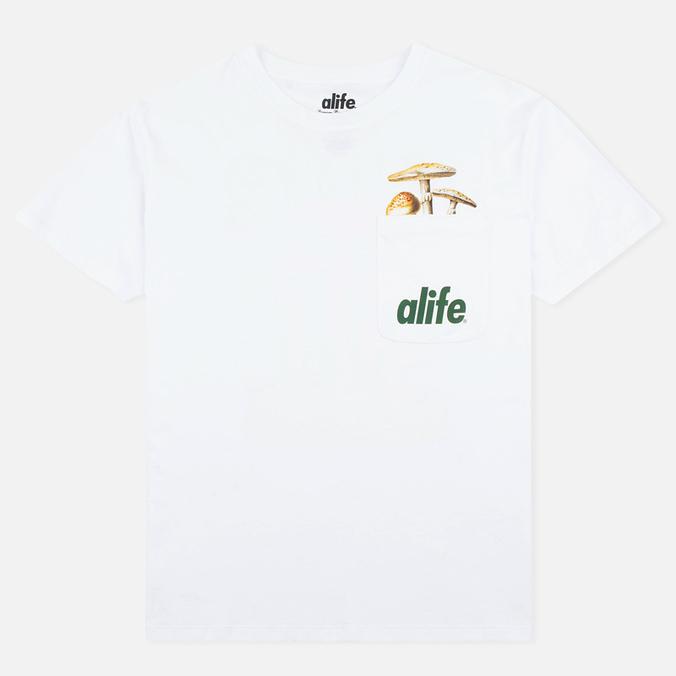 Мужская футболка Alife Fun Guys SS Premium White