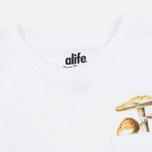 Мужская футболка Alife Fun Guys SS Premium White фото- 1