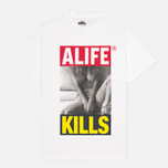 Alife Kills Men's T-shirt White photo- 0