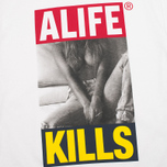 Alife Kills Men's T-shirt White photo- 2