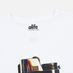 Мужская футболка Alife Light Vacation SS Premium White фото- 1